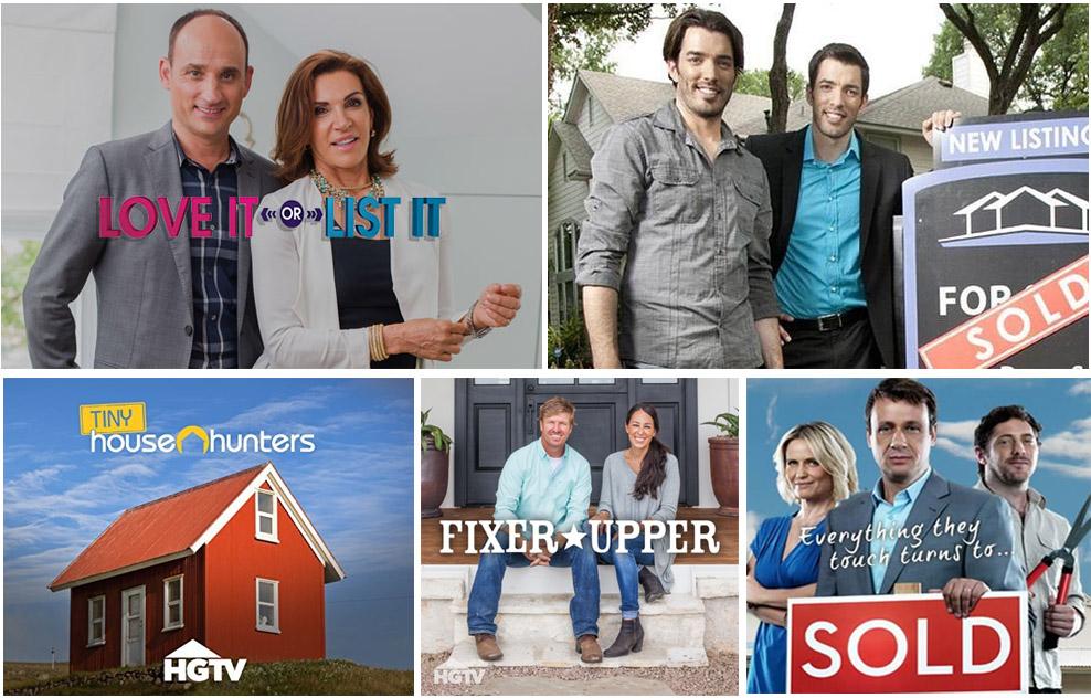 Los mejores programas de televisión sobre reformas de casas y pisos