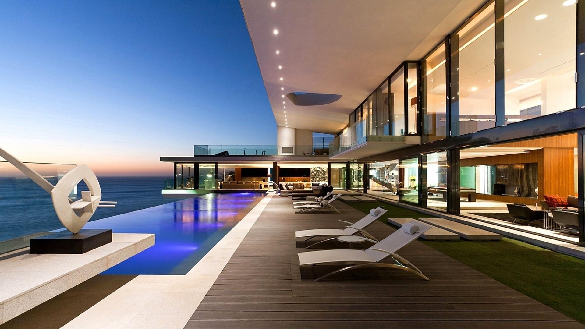 Casas de lujo que te dar n ideas para la reforma de tu piso - Imagenes de casas de lujo ...