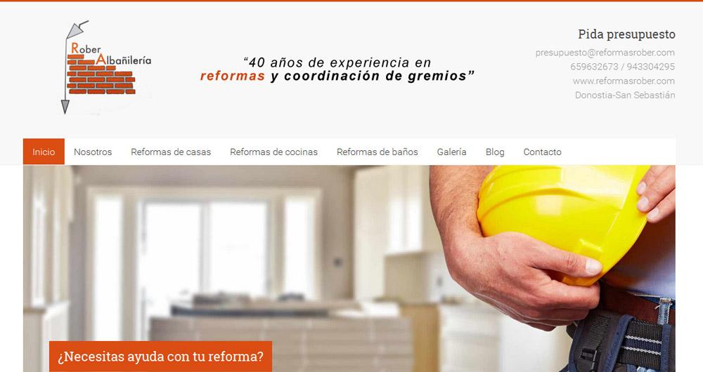 Visita el blog de reformas, decoracion e interiorismo de Reformas Rober de San Sebastián-Donostia