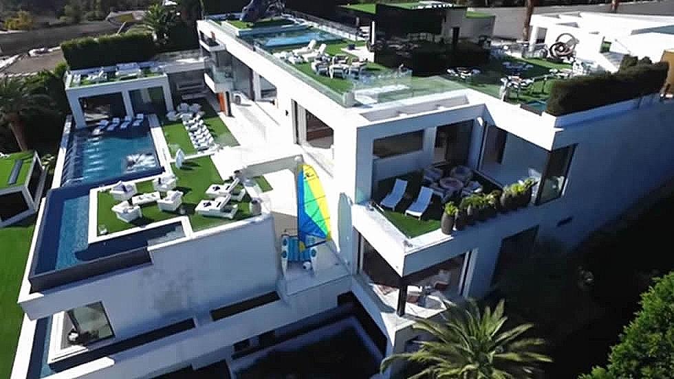 Donde están las casas más caras del mundo? en bel air california hay una casa que cuesta 235 millones de dolares