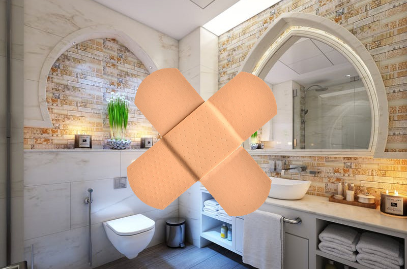 Reformas Rober es el mayor especialista en la reforma de baños en Donostia. Conoce bien el terreno, por eso te aconseja para evitar accidentes en el baño