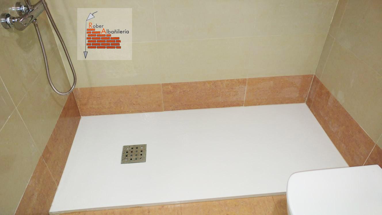 Cambio de ba era por plato de ducha en gipuzkoa - Colocar plato ducha ...