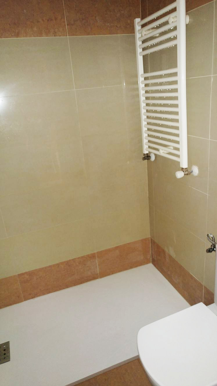 Cambio de ba era por plato de ducha en gipuzkoa - Cambiar la banera por ducha ...