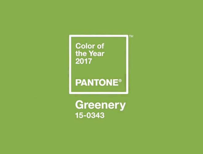 El color verde greenery es el pantone de moda en donostia san sebastián para pintar casas